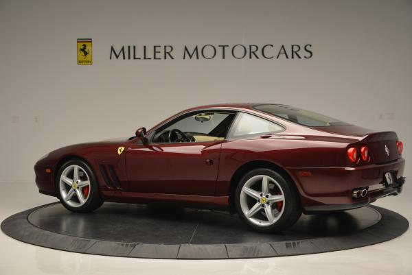 Used 2003 Ferrari 575M Maranello 6-Speed Manual for sale Sold at Rolls-Royce Motor Cars Greenwich in Greenwich CT 06830 4