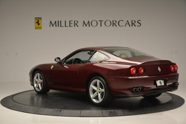 Used 2003 Ferrari 575M Maranello 6-Speed Manual for sale Sold at Rolls-Royce Motor Cars Greenwich in Greenwich CT 06830 5