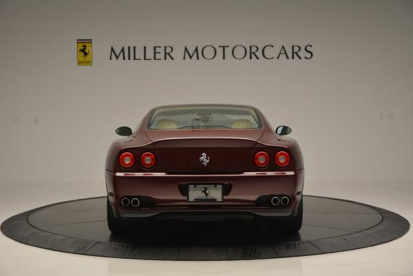 Used 2003 Ferrari 575M Maranello 6-Speed Manual for sale Sold at Rolls-Royce Motor Cars Greenwich in Greenwich CT 06830 6