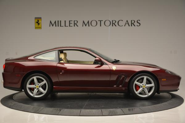 Used 2003 Ferrari 575M Maranello 6-Speed Manual for sale Sold at Rolls-Royce Motor Cars Greenwich in Greenwich CT 06830 9