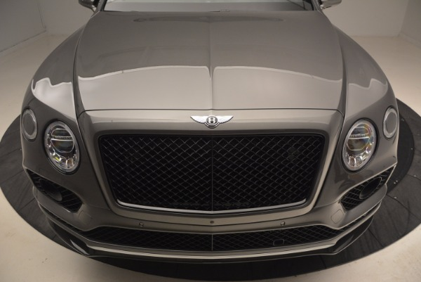 New 2018 Bentley Bentayga Black Edition for sale Sold at Rolls-Royce Motor Cars Greenwich in Greenwich CT 06830 15