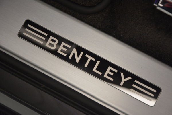 New 2018 Bentley Bentayga Black Edition for sale Sold at Rolls-Royce Motor Cars Greenwich in Greenwich CT 06830 23