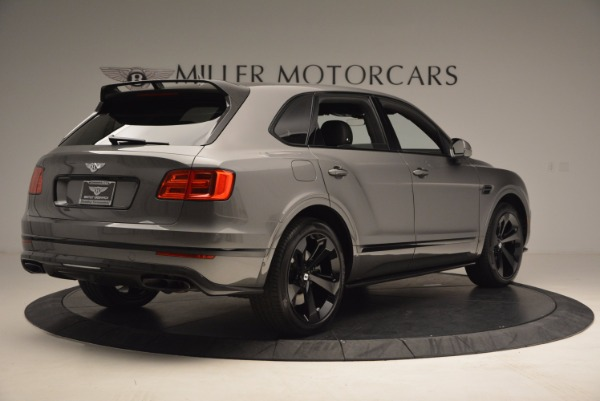 New 2018 Bentley Bentayga Black Edition for sale Sold at Rolls-Royce Motor Cars Greenwich in Greenwich CT 06830 9