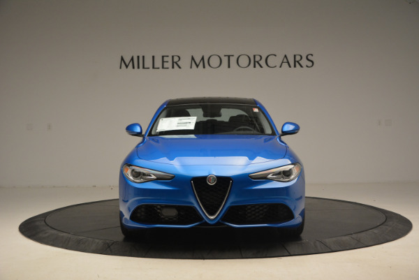 New 2017 Alfa Romeo Giulia Ti Sport Q4 for sale Sold at Rolls-Royce Motor Cars Greenwich in Greenwich CT 06830 12