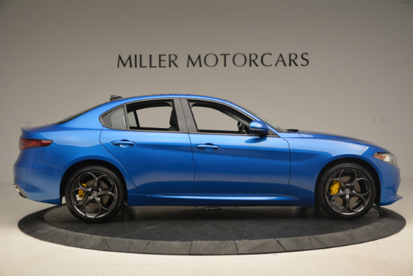 New 2017 Alfa Romeo Giulia Ti Sport Q4 for sale Sold at Rolls-Royce Motor Cars Greenwich in Greenwich CT 06830 9