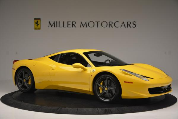 Used 2011 Ferrari 458 Italia for sale Sold at Rolls-Royce Motor Cars Greenwich in Greenwich CT 06830 10