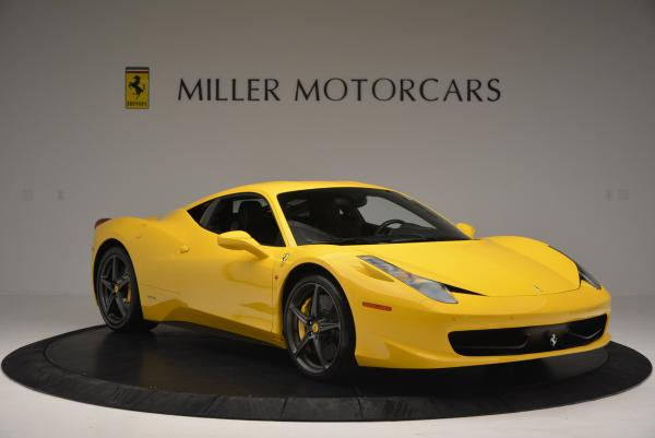 Used 2011 Ferrari 458 Italia for sale Sold at Rolls-Royce Motor Cars Greenwich in Greenwich CT 06830 11