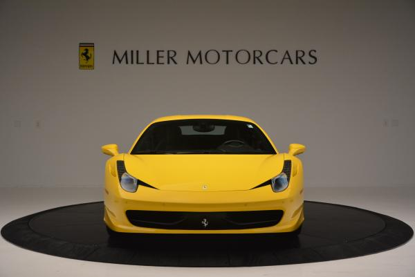 Used 2011 Ferrari 458 Italia for sale Sold at Rolls-Royce Motor Cars Greenwich in Greenwich CT 06830 12