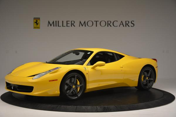 Used 2011 Ferrari 458 Italia for sale Sold at Rolls-Royce Motor Cars Greenwich in Greenwich CT 06830 2