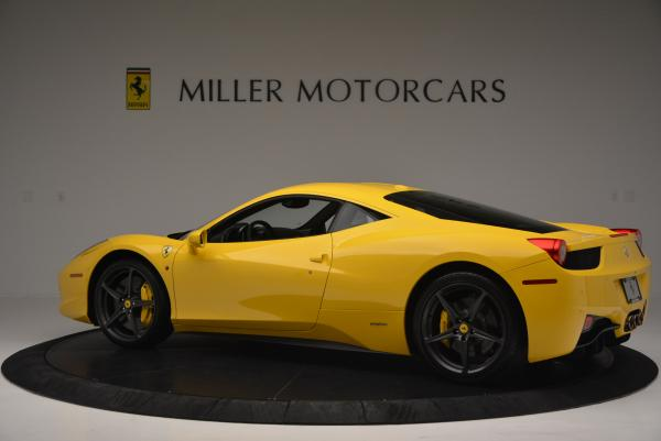 Used 2011 Ferrari 458 Italia for sale Sold at Rolls-Royce Motor Cars Greenwich in Greenwich CT 06830 4