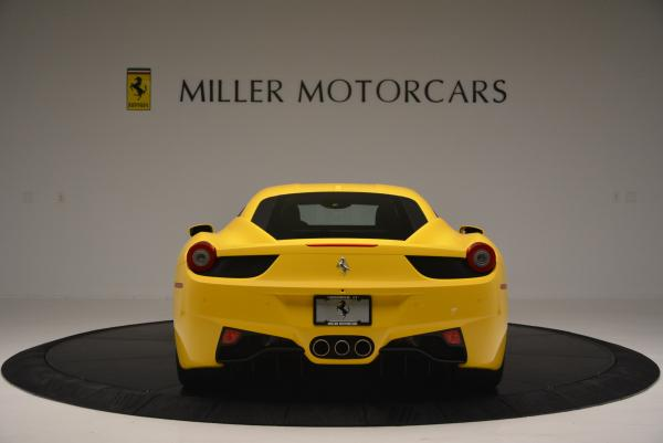 Used 2011 Ferrari 458 Italia for sale Sold at Rolls-Royce Motor Cars Greenwich in Greenwich CT 06830 6