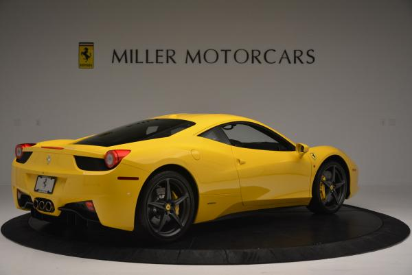 Used 2011 Ferrari 458 Italia for sale Sold at Rolls-Royce Motor Cars Greenwich in Greenwich CT 06830 8
