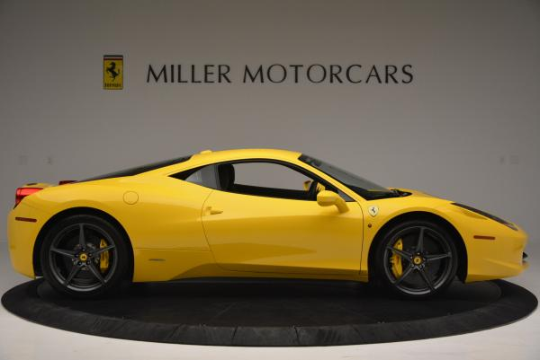 Used 2011 Ferrari 458 Italia for sale Sold at Rolls-Royce Motor Cars Greenwich in Greenwich CT 06830 9
