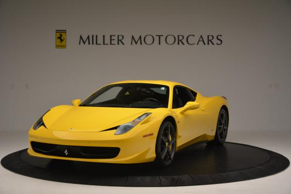 Used 2011 Ferrari 458 Italia for sale Sold at Rolls-Royce Motor Cars Greenwich in Greenwich CT 06830 1