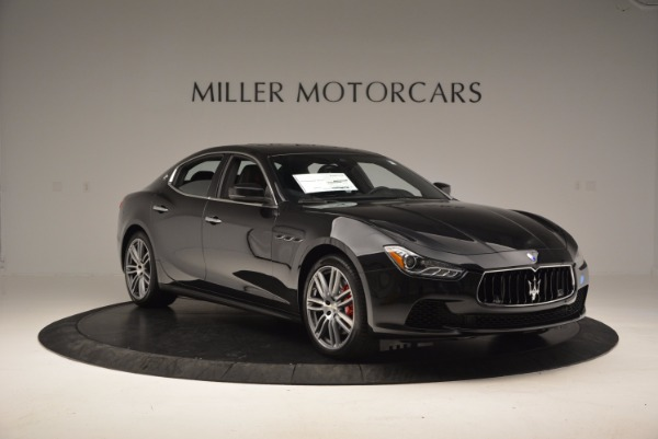 New 2017 Maserati Ghibli SQ4 for sale Sold at Rolls-Royce Motor Cars Greenwich in Greenwich CT 06830 11