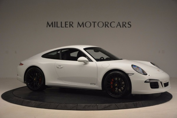 Used 2015 Porsche 911 Carrera GTS for sale Sold at Rolls-Royce Motor Cars Greenwich in Greenwich CT 06830 10