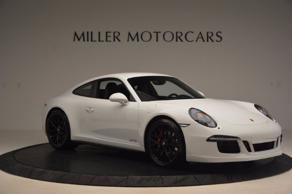 Used 2015 Porsche 911 Carrera GTS for sale Sold at Rolls-Royce Motor Cars Greenwich in Greenwich CT 06830 11