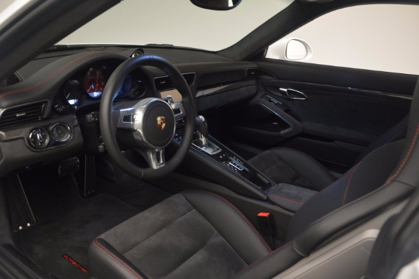 Used 2015 Porsche 911 Carrera GTS for sale Sold at Rolls-Royce Motor Cars Greenwich in Greenwich CT 06830 17