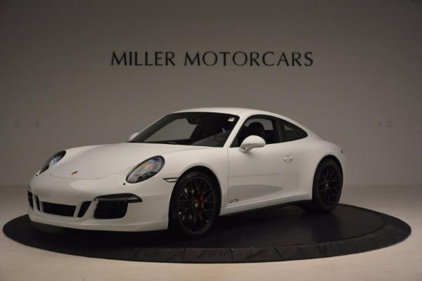 Used 2015 Porsche 911 Carrera GTS for sale Sold at Rolls-Royce Motor Cars Greenwich in Greenwich CT 06830 2