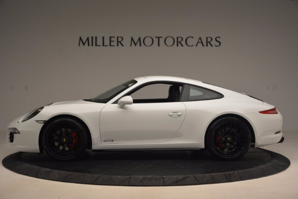 Used 2015 Porsche 911 Carrera GTS for sale Sold at Rolls-Royce Motor Cars Greenwich in Greenwich CT 06830 3