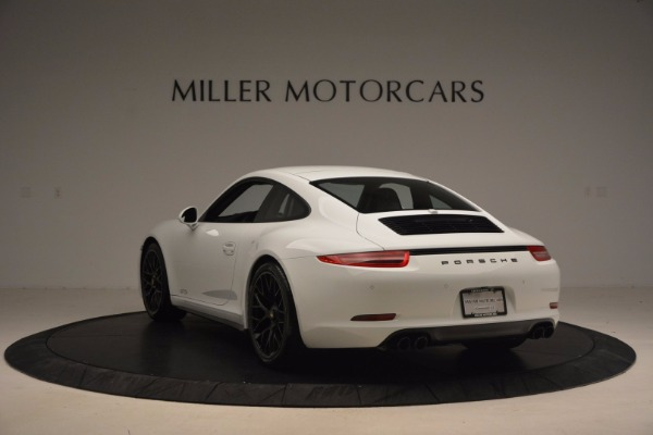 Used 2015 Porsche 911 Carrera GTS for sale Sold at Rolls-Royce Motor Cars Greenwich in Greenwich CT 06830 5