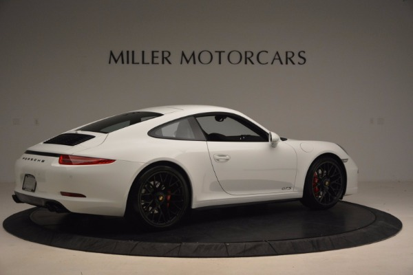 Used 2015 Porsche 911 Carrera GTS for sale Sold at Rolls-Royce Motor Cars Greenwich in Greenwich CT 06830 8