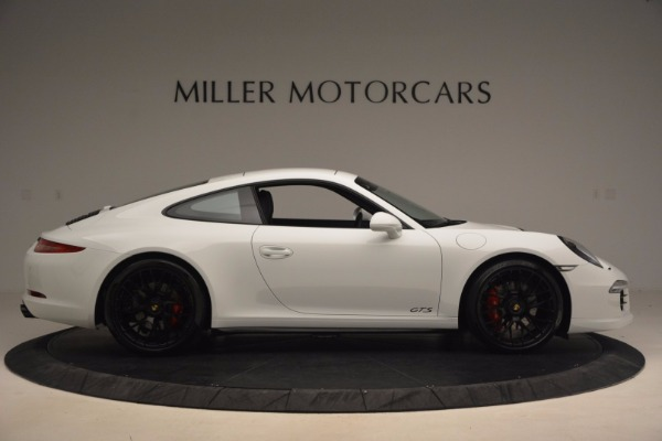 Used 2015 Porsche 911 Carrera GTS for sale Sold at Rolls-Royce Motor Cars Greenwich in Greenwich CT 06830 9