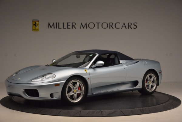 Used 2003 Ferrari 360 Spider 6-Speed Manual for sale Sold at Rolls-Royce Motor Cars Greenwich in Greenwich CT 06830 14