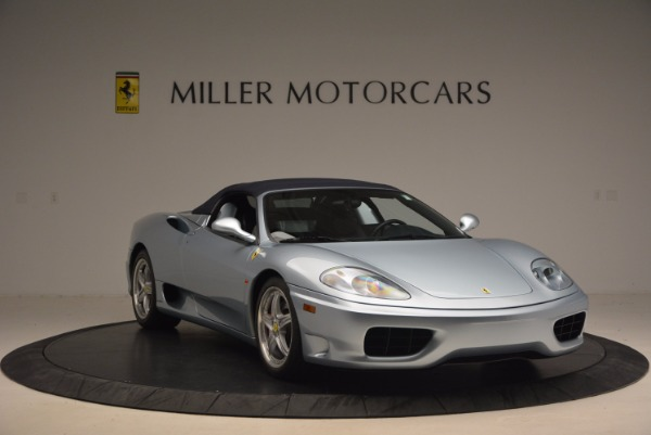 Used 2003 Ferrari 360 Spider 6-Speed Manual for sale Sold at Rolls-Royce Motor Cars Greenwich in Greenwich CT 06830 23