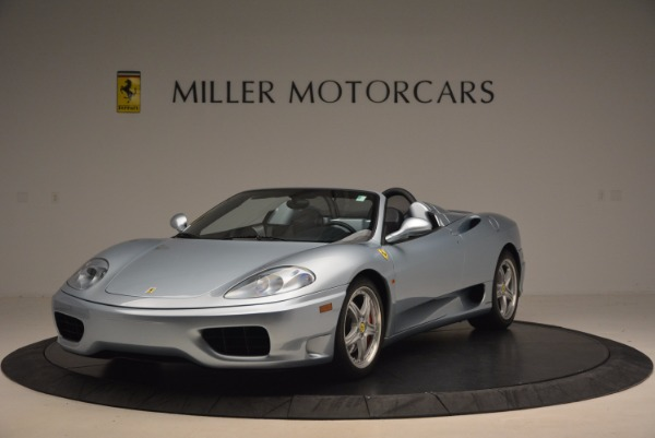 Used 2003 Ferrari 360 Spider 6-Speed Manual for sale Sold at Rolls-Royce Motor Cars Greenwich in Greenwich CT 06830 1