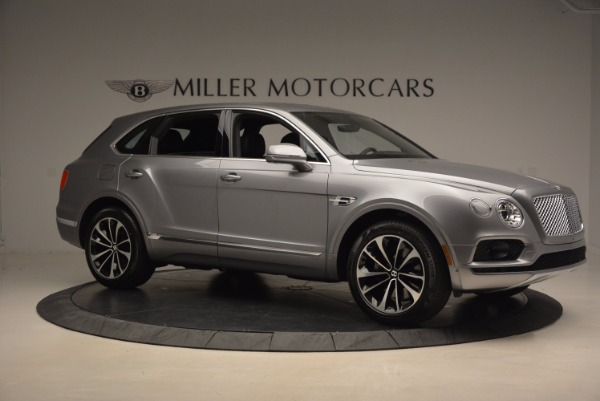 New 2018 Bentley Bentayga Onyx for sale Sold at Rolls-Royce Motor Cars Greenwich in Greenwich CT 06830 10