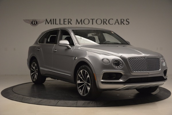 New 2018 Bentley Bentayga Onyx for sale Sold at Rolls-Royce Motor Cars Greenwich in Greenwich CT 06830 11