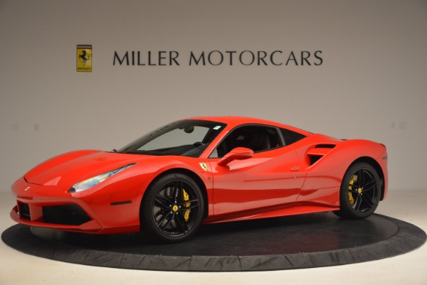 Used 2016 Ferrari 488 GTB for sale Sold at Rolls-Royce Motor Cars Greenwich in Greenwich CT 06830 2