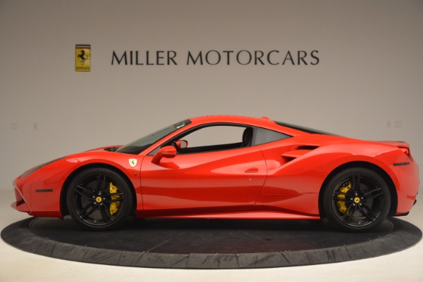 Used 2016 Ferrari 488 GTB for sale Sold at Rolls-Royce Motor Cars Greenwich in Greenwich CT 06830 3