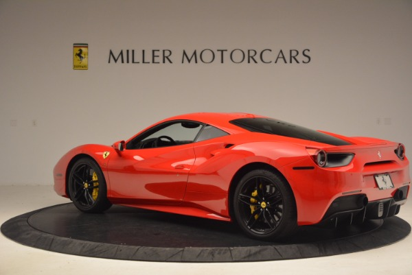 Used 2016 Ferrari 488 GTB for sale Sold at Rolls-Royce Motor Cars Greenwich in Greenwich CT 06830 4