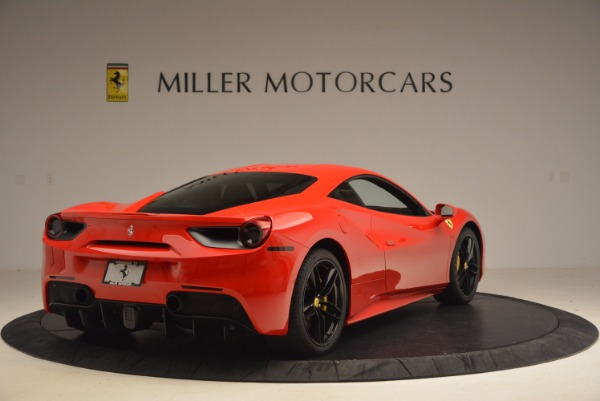 Used 2016 Ferrari 488 GTB for sale Sold at Rolls-Royce Motor Cars Greenwich in Greenwich CT 06830 7