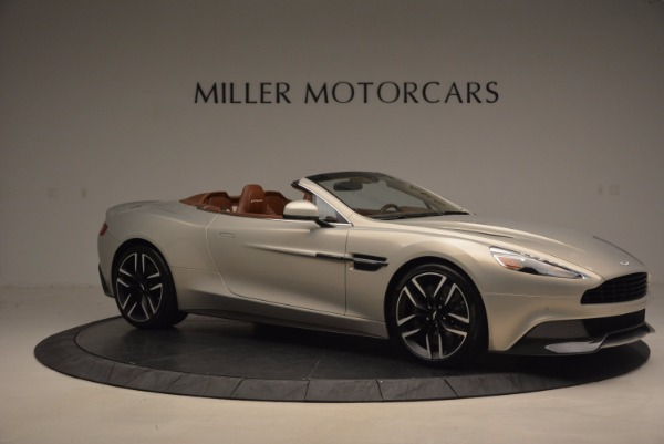 Used 2015 Aston Martin Vanquish Volante for sale Sold at Rolls-Royce Motor Cars Greenwich in Greenwich CT 06830 10