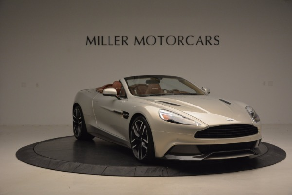 Used 2015 Aston Martin Vanquish Volante for sale Sold at Rolls-Royce Motor Cars Greenwich in Greenwich CT 06830 11
