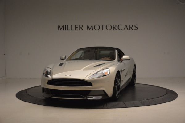 Used 2015 Aston Martin Vanquish Volante for sale Sold at Rolls-Royce Motor Cars Greenwich in Greenwich CT 06830 13