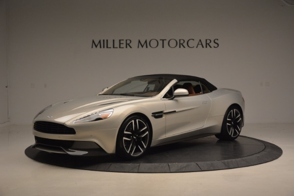 Used 2015 Aston Martin Vanquish Volante for sale Sold at Rolls-Royce Motor Cars Greenwich in Greenwich CT 06830 14