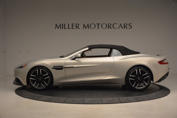 Used 2015 Aston Martin Vanquish Volante for sale Sold at Rolls-Royce Motor Cars Greenwich in Greenwich CT 06830 15