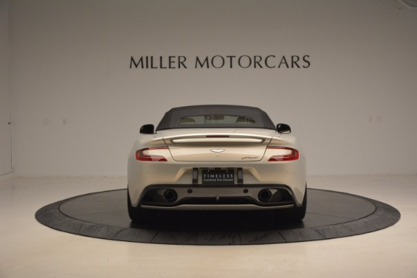 Used 2015 Aston Martin Vanquish Volante for sale Sold at Rolls-Royce Motor Cars Greenwich in Greenwich CT 06830 16