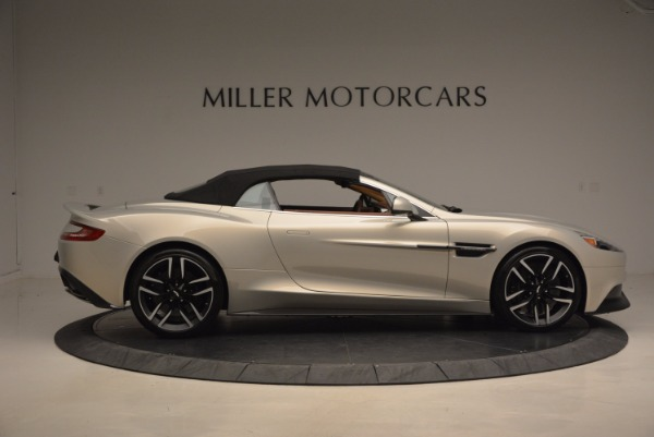 Used 2015 Aston Martin Vanquish Volante for sale Sold at Rolls-Royce Motor Cars Greenwich in Greenwich CT 06830 17