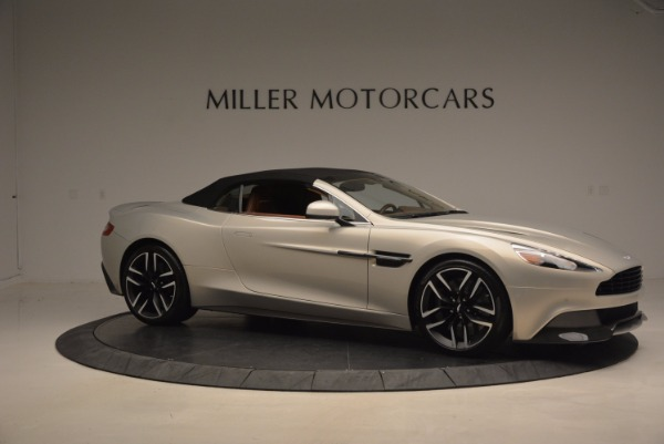 Used 2015 Aston Martin Vanquish Volante for sale Sold at Rolls-Royce Motor Cars Greenwich in Greenwich CT 06830 18