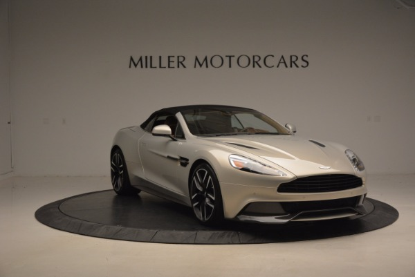 Used 2015 Aston Martin Vanquish Volante for sale Sold at Rolls-Royce Motor Cars Greenwich in Greenwich CT 06830 19