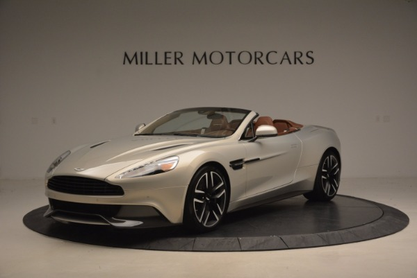 Used 2015 Aston Martin Vanquish Volante for sale Sold at Rolls-Royce Motor Cars Greenwich in Greenwich CT 06830 2