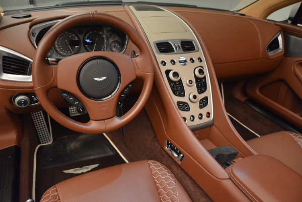 Used 2015 Aston Martin Vanquish Volante for sale Sold at Rolls-Royce Motor Cars Greenwich in Greenwich CT 06830 21