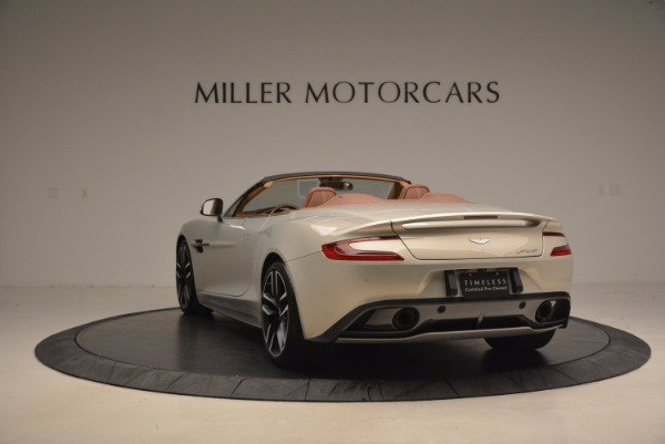 Used 2015 Aston Martin Vanquish Volante for sale Sold at Rolls-Royce Motor Cars Greenwich in Greenwich CT 06830 5