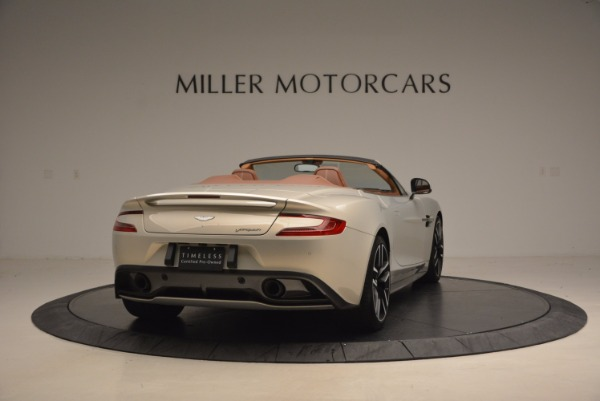 Used 2015 Aston Martin Vanquish Volante for sale Sold at Rolls-Royce Motor Cars Greenwich in Greenwich CT 06830 7