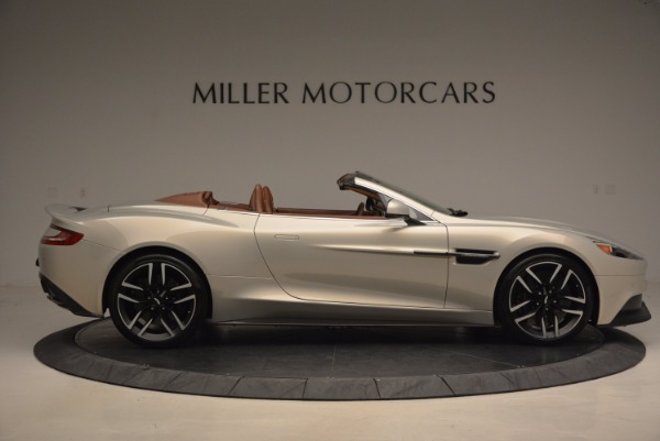 Used 2015 Aston Martin Vanquish Volante for sale Sold at Rolls-Royce Motor Cars Greenwich in Greenwich CT 06830 9